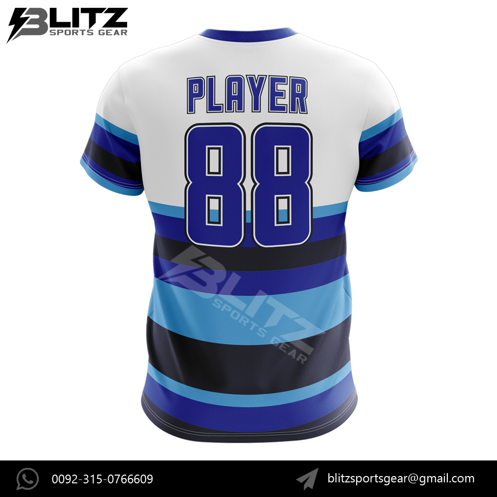 save off 9e2c9 8a364 Best Design V neck Baseball Jersey - Blitz Sports Gear